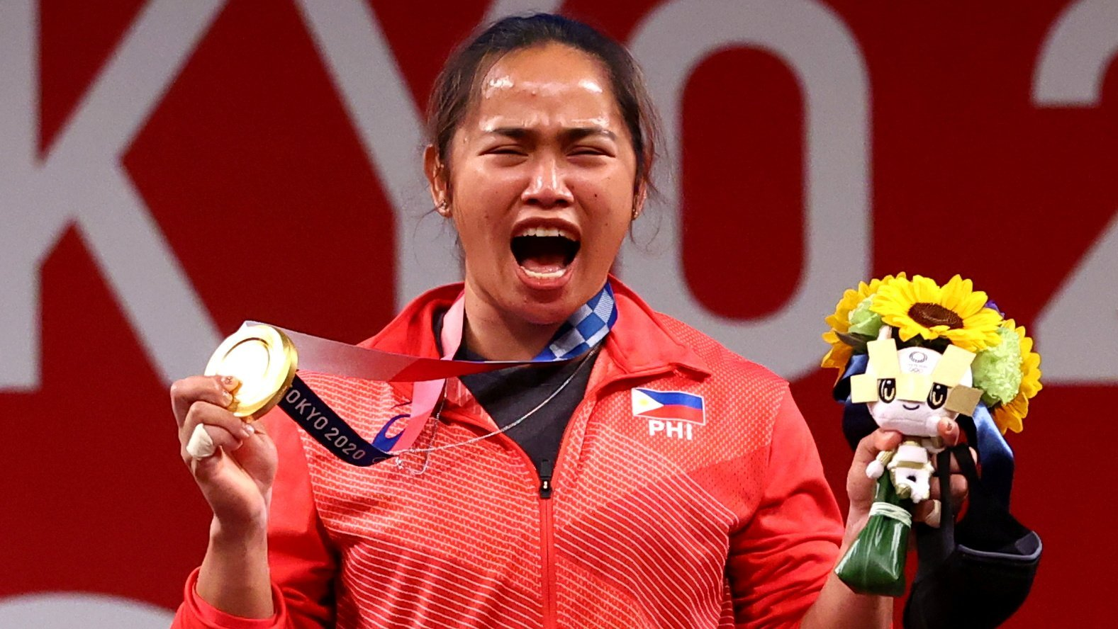 Olympics-Weightlifting-Diaz wins first ever Olympic gold for Philippines