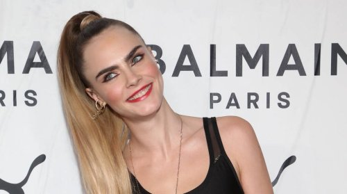 Cara Delevingne launches climate change initiative