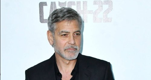 George Clooney reuniting with ER pals for virtual benefit