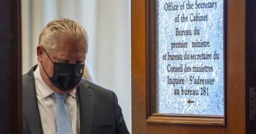 Doug Ford's use of notwithstanding clause for third-party ads law may backfire: experts