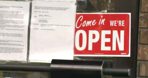 Crowd rallies to support Hope, B.C. restaurant defying vaccine passport order | Globalnews.ca