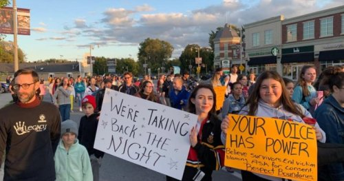 Guelph-Wellington Women in Crisis goes virtual for Take Back The Night - Guelph | Globalnews.ca