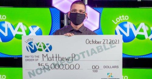 Saskatchewan lottery winner nets 2nd-largest windfall in province's history | Globalnews.ca