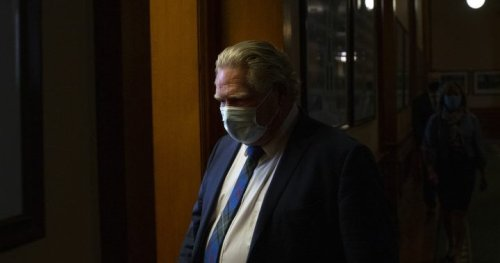 Growing calls for Ontario Premier Doug Ford to resign amid worsening COVID-19 3rd wave