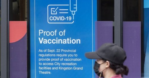 Vaccinated and unvaccinated Canadians have very negative relationships: poll - National | Globalnews.ca