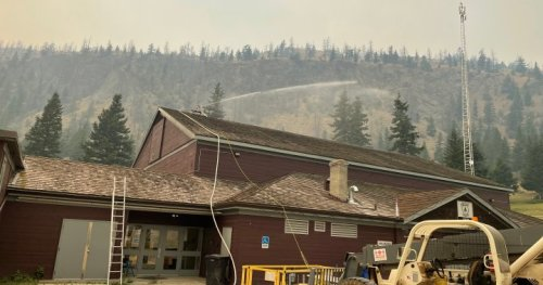 B.C. wildfire Wednesday: Officials eye 'mixed bag' in weather forecast | Globalnews.ca