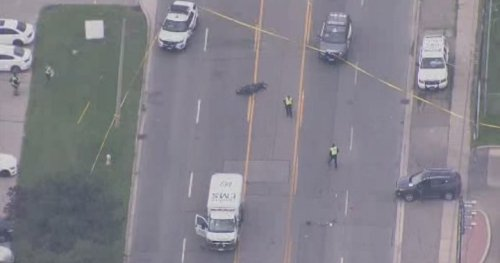 37-year-old motorcyclist dead after crash in Toronto's west end - Toronto   Globalnews.ca