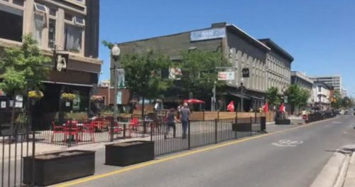 Hunter Street in Peterborough to double as canvas for art project
