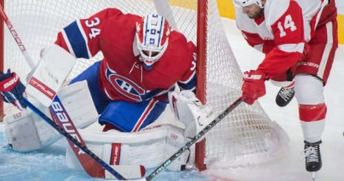 Call Of The Wilde: Montreal Canadiens dominate the Detroit Red Wings - Montreal | Globalnews.ca