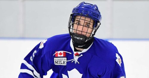 Montreal Canadiens select Logan Mailloux in 1st round, after player asks not to be drafted | Globalnews.ca