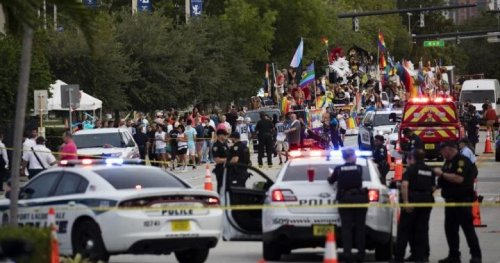 1 dead, another in hospital after driver crashes into Florida Pride parade