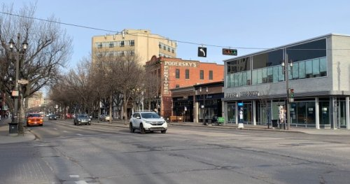 'It's the heart of the city': Despite a tough year, optimism wins on Whyte Avenue