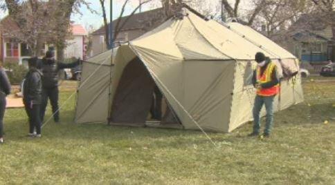 Regina's Camp Marjorie seeking donations as winter nears - Regina | Globalnews.ca