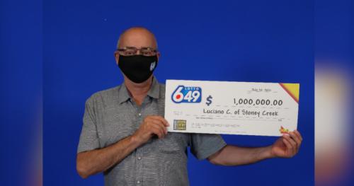 'A pressure lifted off us' says $1M Lotto 6-49 winner from Hamilton - Hamilton | Globalnews.ca