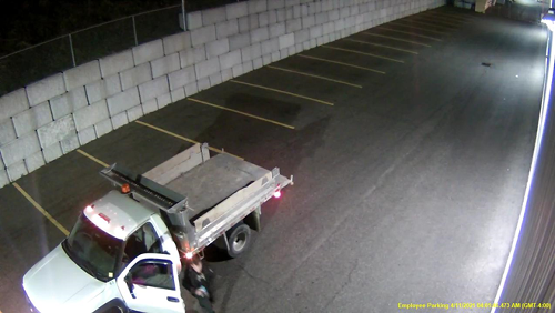 Stolen truck used to ram gate, steal $10,000 worth of lumber: Guelph police
