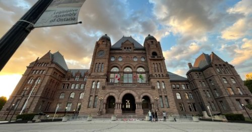 Speaker at Queen's Park enacting COVID-19 proof-of-vaccination or negative antigen test policy | Globalnews.ca