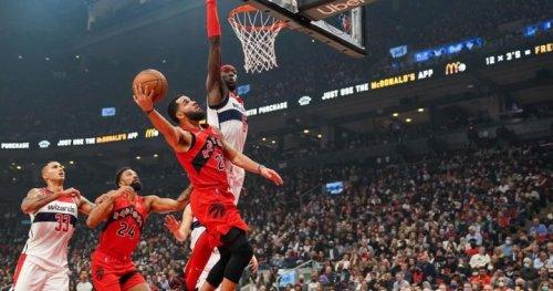 Wizards spoil Raptors' long-awaited homecoming | Globalnews.ca