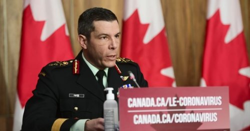 Brig.-Gen. Krista Brodie to replace Fortin on COVID-19 vaccine rollout