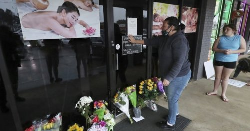 Georgia shooting sows fresh fear for Asian Americans after year of hostile discrimination - National | Globalnews.ca