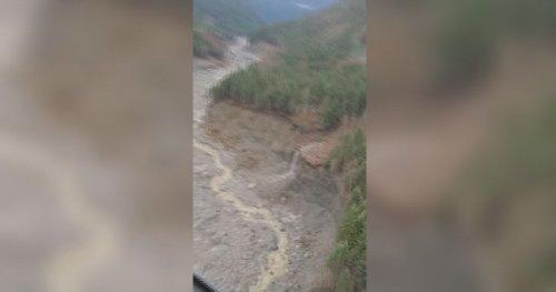Massive landslide on B.C.'s central coast created its own seismic event: geologist | Globalnews.ca