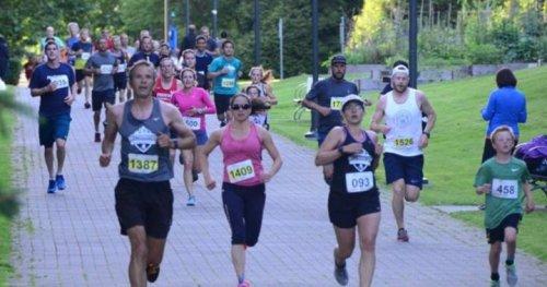 Global BC sponsors Longest Day Virtual Run