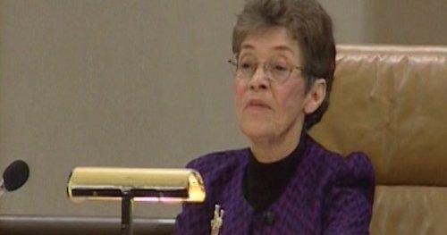 Former Kingston mayor Isabel Turner dies after brief illness - Kingston | Globalnews.ca
