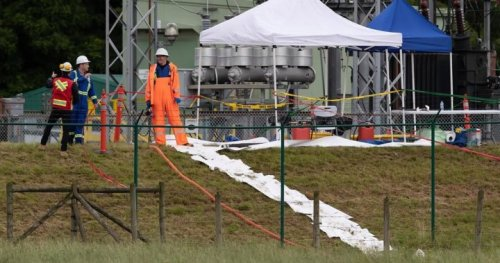 Failed fitting caused 190,000-litre spill at Trans Mountain site in Abbotsford, B.C.: TSB
