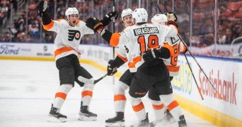 Edmonton Oilers fall to Philadelphia Flyers - Edmonton | Globalnews.ca