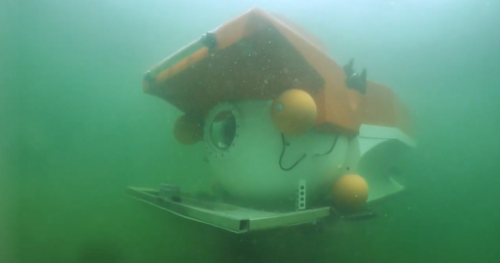 Meet the B.C. man who builds his own fully-functional submarines - BC | Globalnews.ca