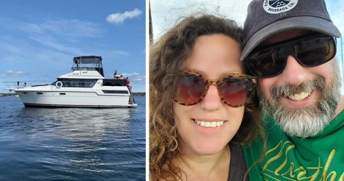 This Ontario family is ditching their house to live on a boat