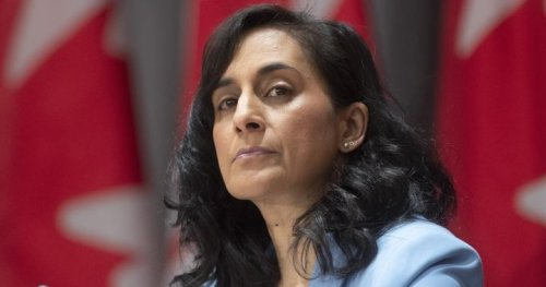 Anand doesn't rule out using Canada Emergencies Act to help curb COVID-19 third wave