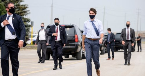 Trudeau says he's not angry no one told him about 2018 Vance allegation - National   Globalnews.ca