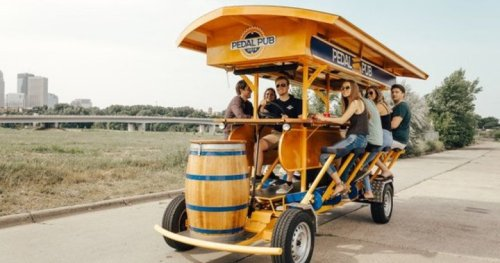 1st Pedal Pub in Saskatchewan plans to get rolling in June