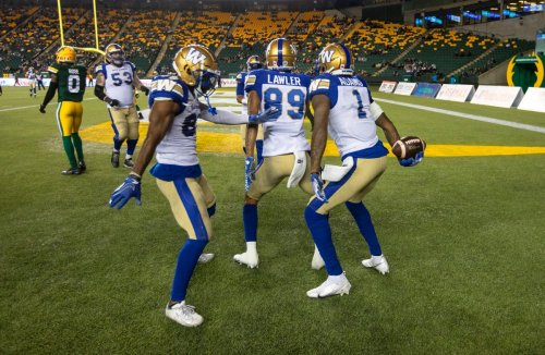 Bomber defense shuts down Elks' rookie QB Cornelius for convincing 37-22 win - Winnipeg | Globalnews.ca