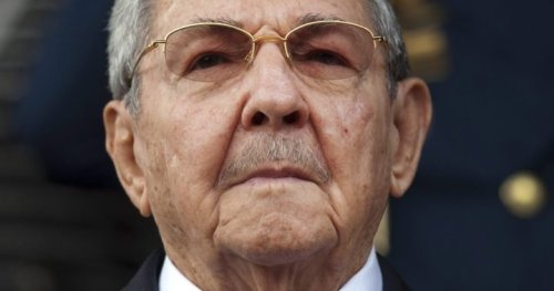 Raul Castro says he's resigning as leader of Cuba's Communist Party