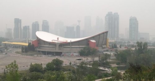 Special air quality statement issued for Calgary due to wildfire smoke - Calgary | Globalnews.ca