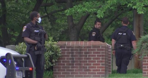 Armed man shot by officers outside CIA headquarters in Virginia, FBI says