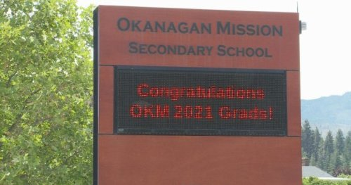 Anonymous couple who donated $1M to Central Okanagan high school grads comes forward