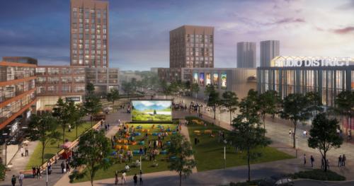 Aeon Group says film district near Hamilton's West Harbour is still 'viable' despite challenges - Hamilton | Globalnews.ca