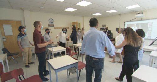 Montreal teacher starts mental health program 'ROAR' to help immigrants