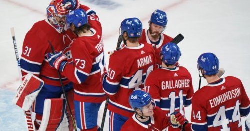 Despite new, unfamiliar variables, Habs undaunted by top seeded Golden Knights