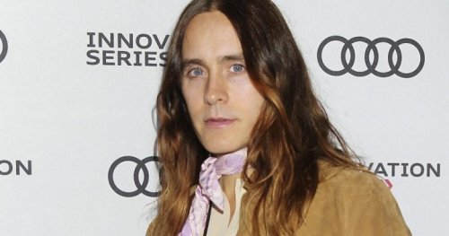 Jared Leto on Joker's return for 'Justice League,' 'Morbius' delays and Gucci