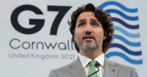 China 'harming their own interests' by detaining 2 Michaels, Trudeau says