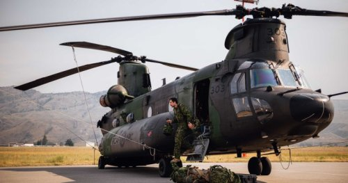 Troops deploying to B.C. wildfires will arrive 'ready to go,' defence minister says | Globalnews.ca