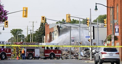 Ontario government offers $2 million to help Wheatley recover from massive explosion | Globalnews.ca