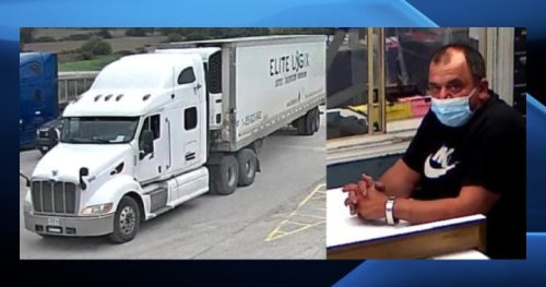 OPP looking for trucker after $300,000 load disappears near Guelph   Globalnews.ca