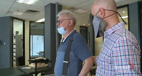 MS Awareness Month: PoNS therapy helps GTA man fight against disease