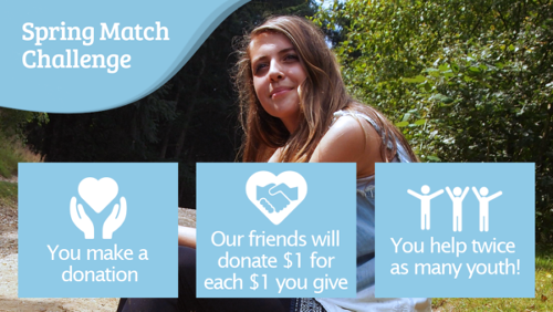 Global BC supports Covenant House Vancouver's Spring Match Campaign