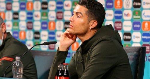 Coca-Cola takes a $4-billion dive in wake of Cristiano Ronaldo snub