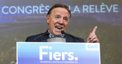 Legault tells party's youth wing Quebec voters elected a nationalist party - Montreal   Globalnews.ca